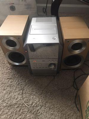 Panasonic CD Stereo System SA-PM193 for Sale in Hiram, GA