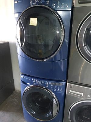 💝💝🎈kenmore washer steam dryer gas steam nice set💝💝🎈 for Sale in Houston, TX