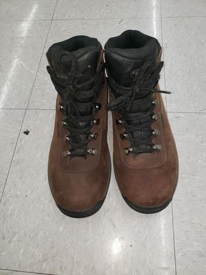 boots hi tec ready for work in very good condition. for Sale in Snohomish, WA