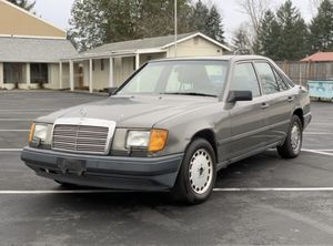1987 Mercedes 300 E for Sale in Lakewood, WA