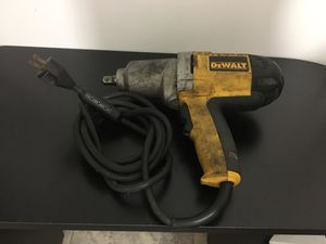 "Impact wrench 1/2"" DeWalt for Sale in Miami, FL"