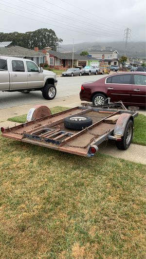 10 foot buggy trailer for Sale in Millbrae, CA