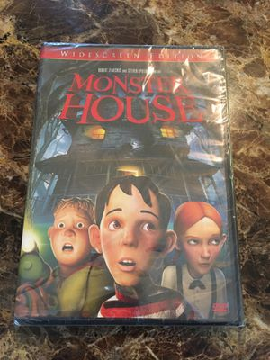 Monster House Movie brand new packaging for Sale in Fresno, CA