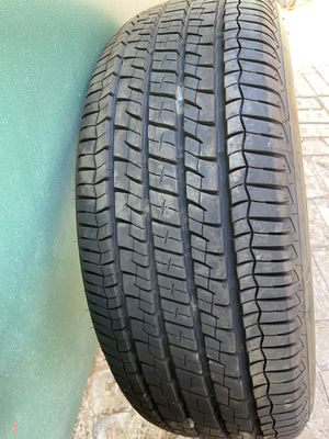 Firestone Champion Tires x2 -235/55/18 for Sale in San Angelo, TX