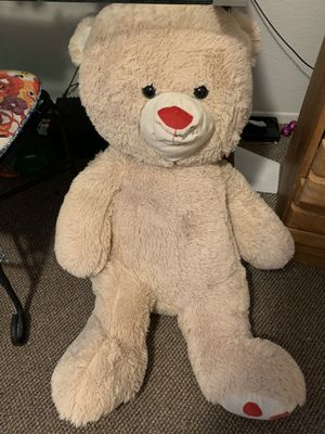 Big teddy bear for Sale in Denver, CO