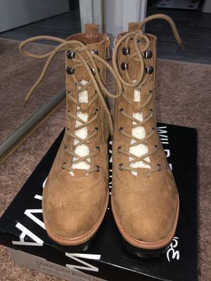 NEW Women's Boots/Combat Boots for Sale in Strongsville, OH