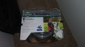PetSafe Wireless Containment System for Sale in Roseville, CA
