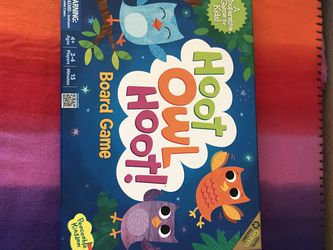 Hoot Owl Hoot Board game for Sale in Turlock,  CA