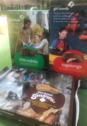 Girl Scout cookies for Sale in Atlanta, GA