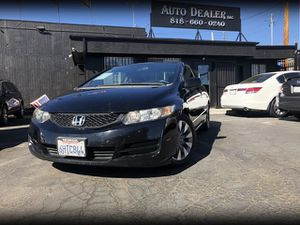 2009 Honda Civic Cpe for Sale in Los Angeles, CA