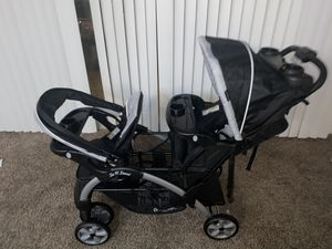 Double BabyTrend Stroller for Sale in Baltimore, MD