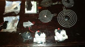 Heater -water heater-circuitbreaker and stove parts for Sale in West Valley City, UT