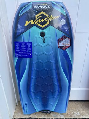 "BRAND NEW* Wavestorm BoogieBoard BodyBoard 42.5"" Beach Surf for Sale in Watchung, NJ"