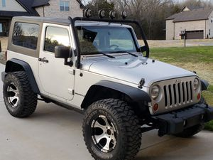 2010 Jeep Wrangler Sahara for Sale in Smyrna, TN