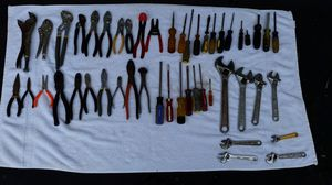 Assorted hand tools and power tool for Sale in Boca Raton, FL