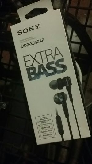 Sony Extra Bass Headphones $30 obo for Sale in Aloha, OR