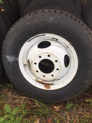 Trailer and truck tires for Sale in NEW PRT RCHY, FL