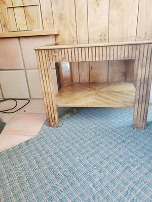 Coffee table & end table for Sale in Delta, CO