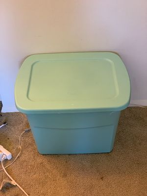 Teal bin for Sale in San Francisco, CA