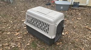 Large dog crate , used only once for Sale in Grottoes, VA