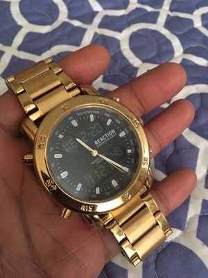MENS -Kenneth Cole Reaction Watch for Sale in Washington, DC