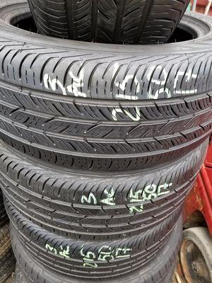 215/50-17 #4 tires for Sale in Alexandria, VA