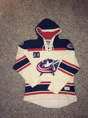 Blue jackets hoodie official for Sale in Columbus, OH