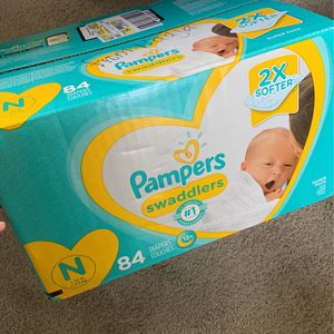 Newborn Pampers For Sale ! for Sale in Washington, DC