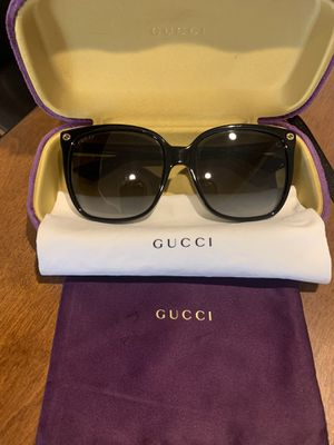 GG Black sunglasses for Sale in Virginia Beach, VA
