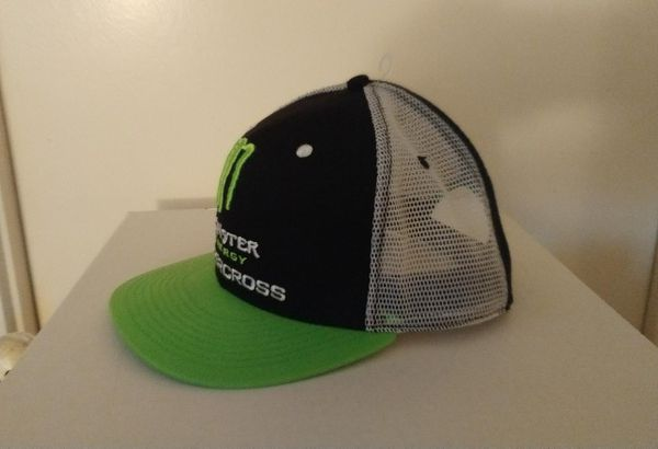 c667c0bd7bc7a Monster Energy Supercross Snapback Trucker Hat for Sale in Dana ...
