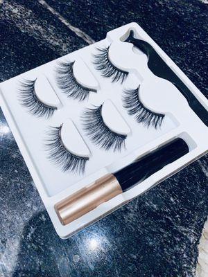 Brand New Magnetic False Eyelashes for Sale in New Smyrna Beach, FL