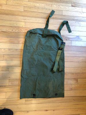 Top load military duffel bag for Sale in Alexandria, VA