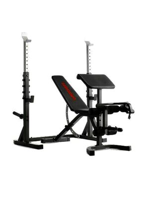Weight bench and rack for Sale in Farmingdale, NY