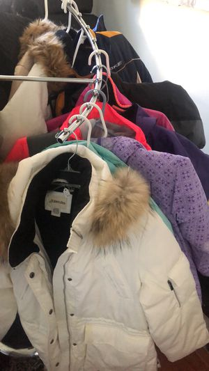 Snow jackets bibs pants boots for Sale in Jacksonville, FL
