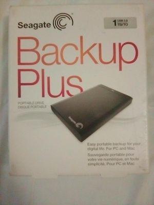 Seagate backup plus portable drive . Brand new for Sale in Tustin, CA
