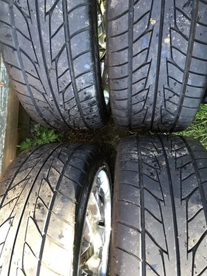 Tires and rims for Sale in Clinton, MD