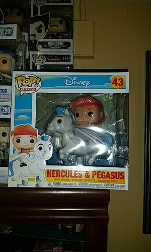 Hercules and Pegasus Funko Pop for Sale in Hialeah, FL