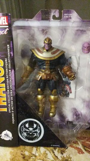 Thanos Marvel Select action figure for Sale in Oakland, CA