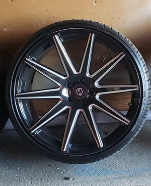 22's staggered for Sale in Downers Grove, IL