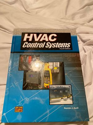 Hvac controls book for Sale in Clackamas, OR