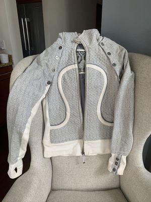 Lulu Lemon Jacket/Vest - zip up hoodie for Sale in Coronado, CA