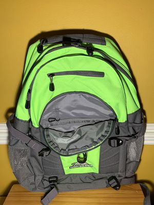 NEW 🔥 High Sierra Water Repellant Hiking Backpack for Sale in Charlotte, NC