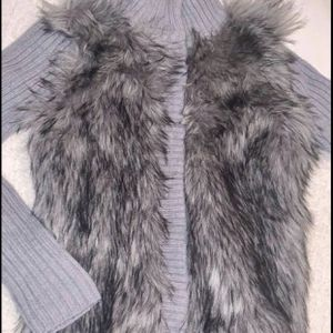 Michael Kors Faux Fur Jacket for Sale in Molalla, OR