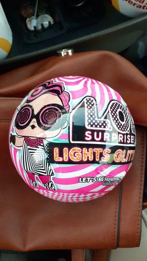 LOL SURPRISE LIGHTS GLITTER NEW for Sale in Rialto, CA
