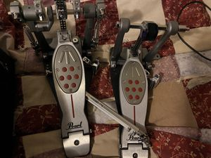 Pearl Redline Eliminator Double Bass Pedals for Sale in Meadville, PA