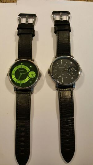Fossil watches for Sale in Charlotte, NC