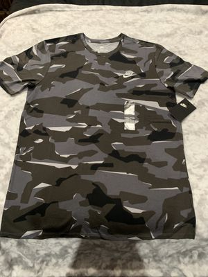 Nike Camo shirt for Sale in Lansdale, PA