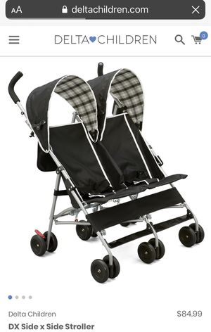 Double stroller for Sale in Strongsville, OH