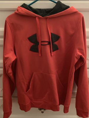 Under Armour women's pink hoodie-large NEW for Sale in Port St. Lucie, FL