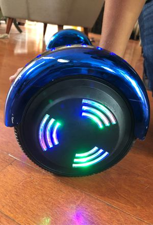 Bluetooth hoverboard for Sale in North Charleston, SC